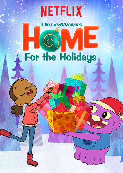 DreamWorks Home For the Holidays[BRRip 720p] [Latino] [1 Link] [MEGA]