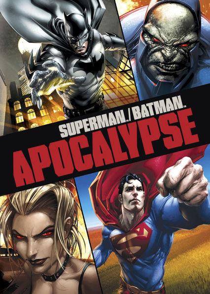 Superman/Batman: Apocalypse on Netflix Canada