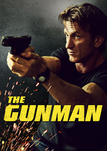 The Gunman on Netflix Canada