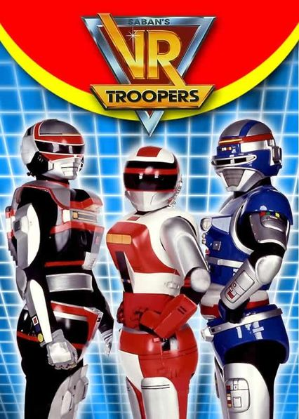 V.R. Troopers on Netflix Canada