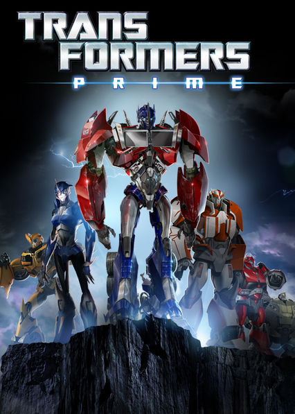 Transformers Prime on Netflix Canada