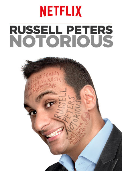 Russell Peters: Notorious on Netflix Canada