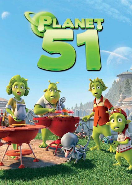 Planet 51 on Netflix Canada