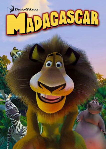 Madagascar on Netflix Canada