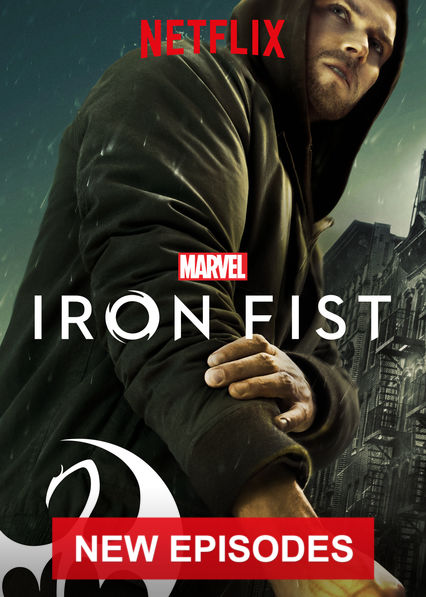 Marvel's Iron Fist on Netflix Canada