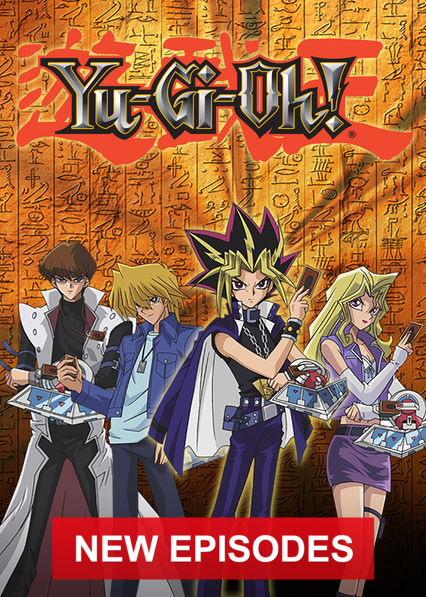 is yu gi oh available to watch on canadian netflix new on