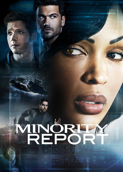 Minority Report on Netflix Canada