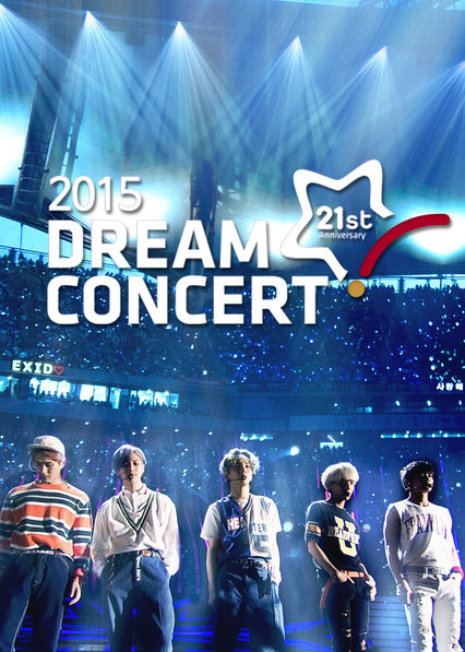 2015 Dream Concert on Netflix Canada