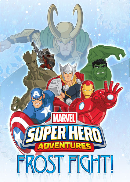 Marvel Super Hero Adventures: Frost Fight! on Netflix Canada