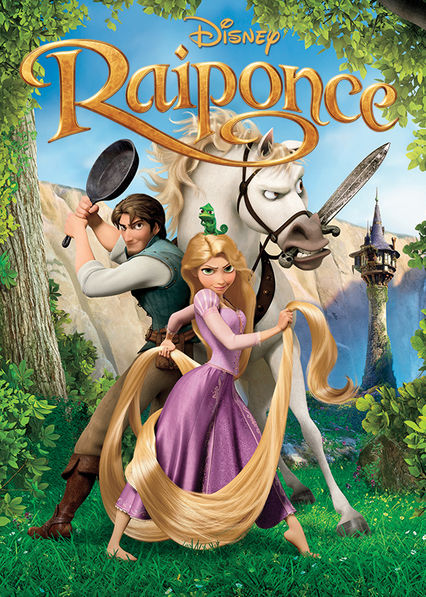 Tangled (Canadian French Version)