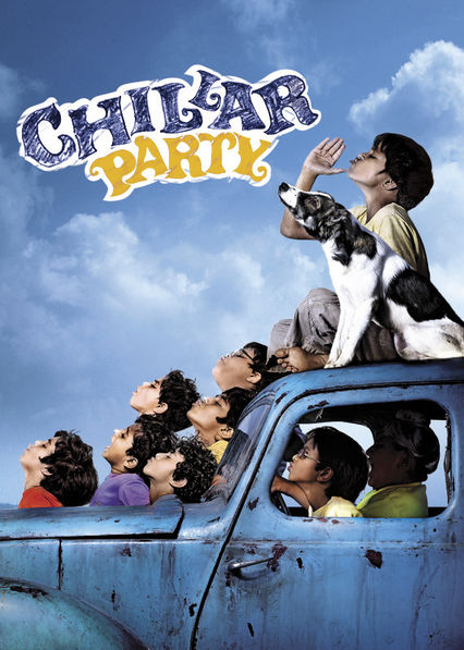Chillar Party on Netflix Canada