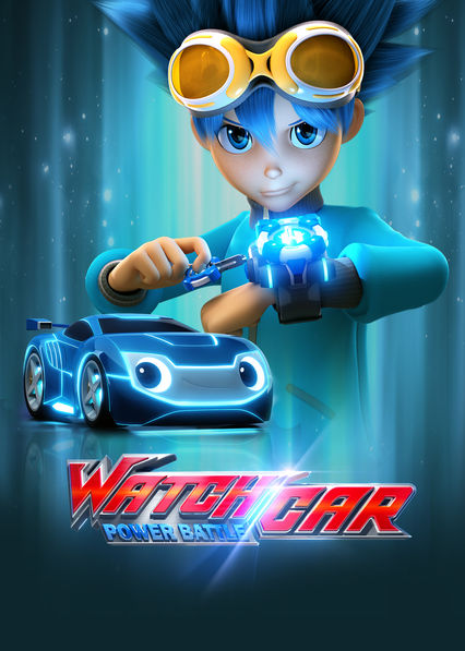 Power Battle Watch Car