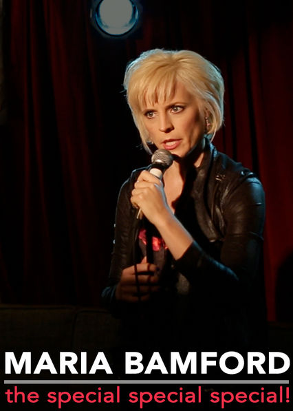 Maria Bamford: The Special Special Special on Netflix Canada