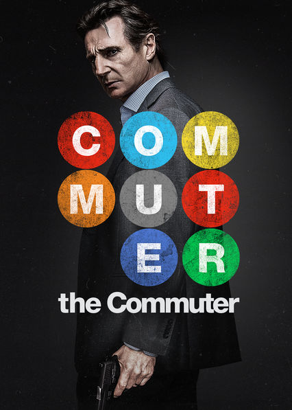 The Commuter on Netflix Canada