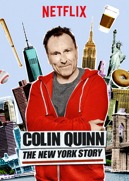 Colin Quinn: The New York Story on Netflix Canada