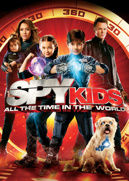 Spy Kids: All the Time in the World on Netflix Canada