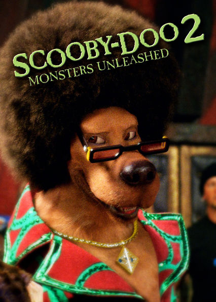 Scooby-Doo 2: Monsters Unleashed on Netflix Canada