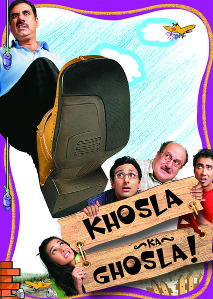 Khosla Ka Ghosla on Netflix Canada