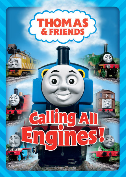Is Thomas And Friends Calling All Engines Available To