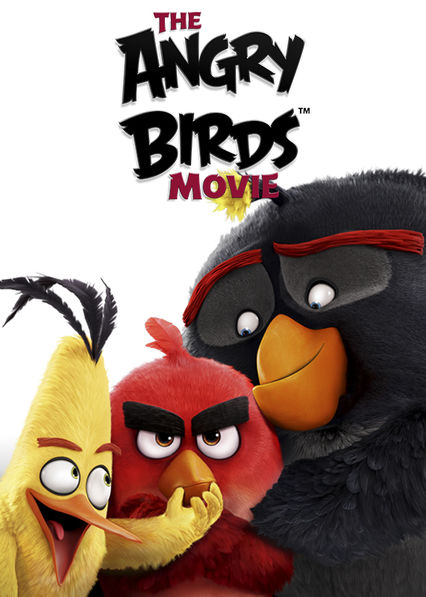 The Angry Birds Movie on Netflix Canada