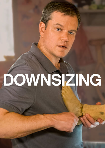 Downsizing on Netflix Canada