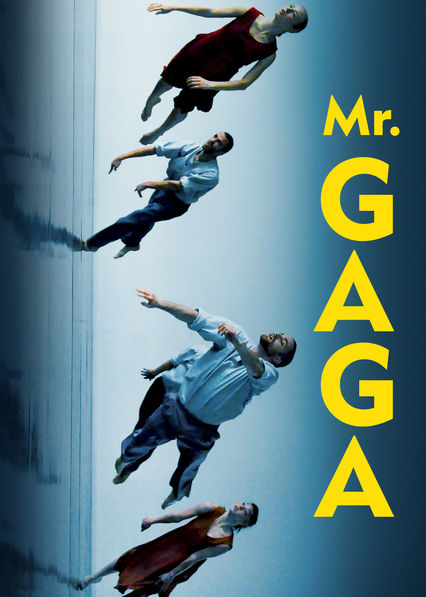 Mr. Gaga: A True Story of Love and Dance