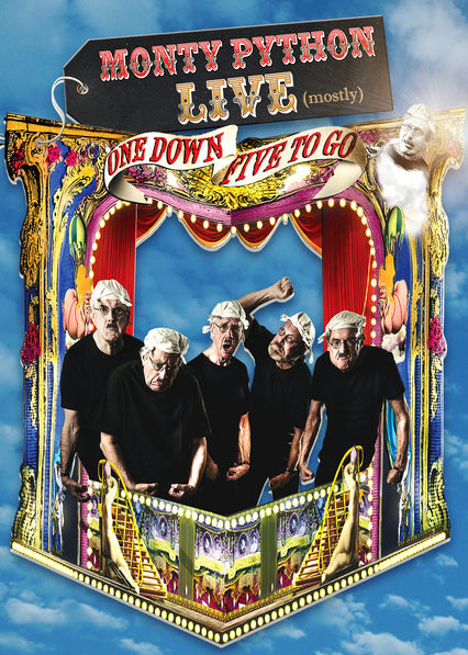 Monty Python Live (Mostly): One Down, Five to Go on Netflix Canada
