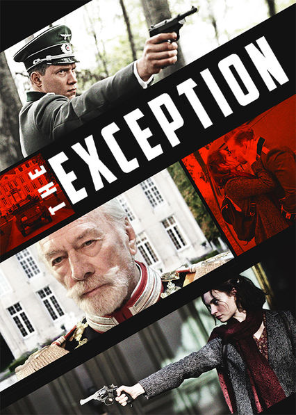 The Exception on Netflix Canada