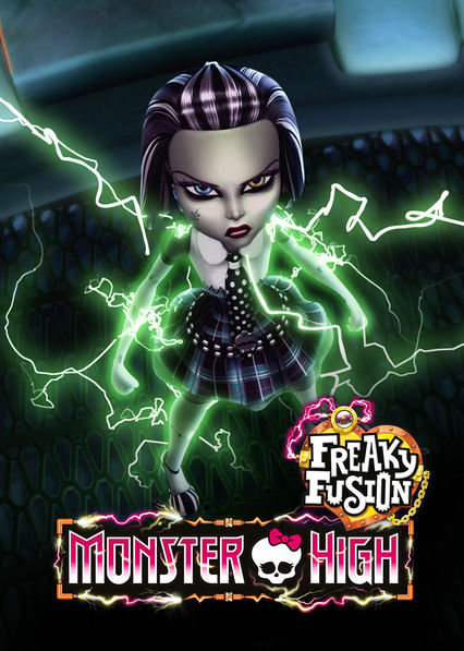Monster High Freaky Fusion On Netflix Canada