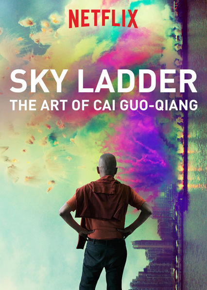 Sky Ladder: The Art of Cai Guo-Qiang on Netflix Canada