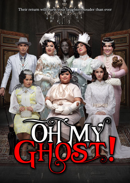Oh My Ghost 4