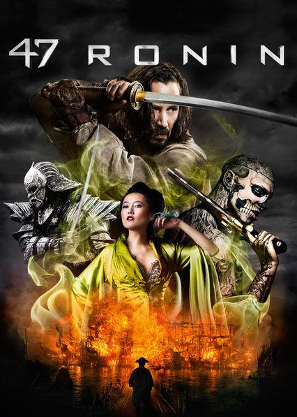 Is '47 Ronin' available to watch on Canadian Netflix? - New