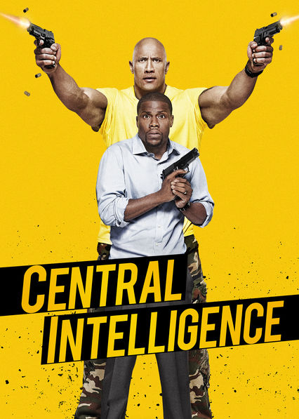Central Intelligence on Netflix Canada