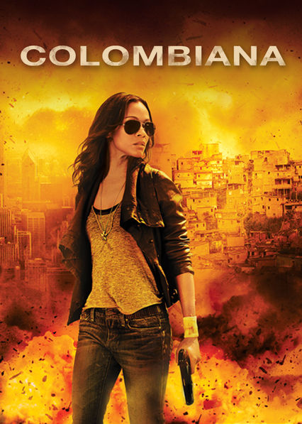 Colombiana on Netflix Canada