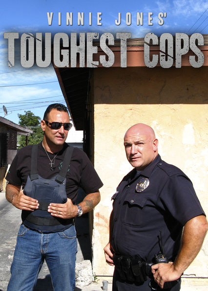 Vinnie Jones' Toughest Cops on Netflix Canada