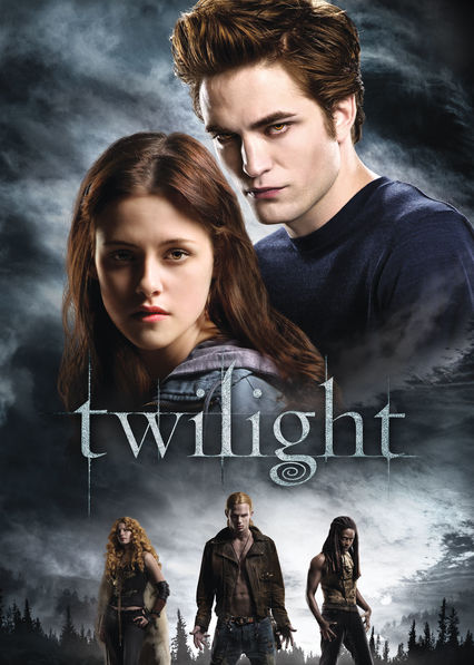Twilight on Netflix Canada