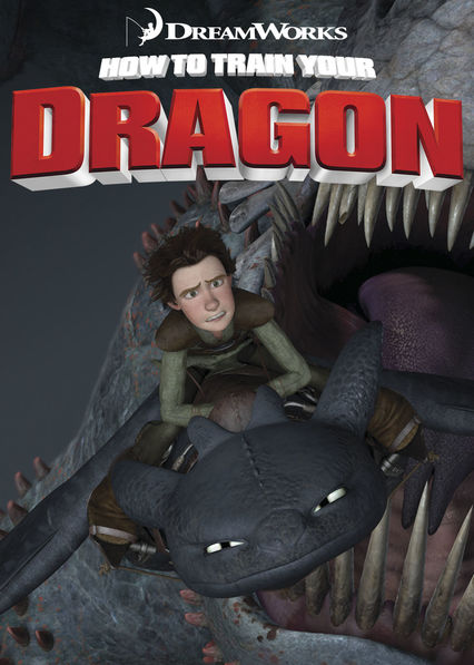 How to Train Your Dragon on Netflix Canada