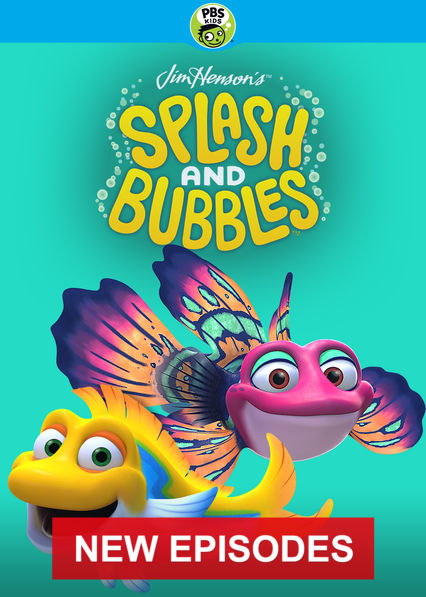 Splash and Bubbles