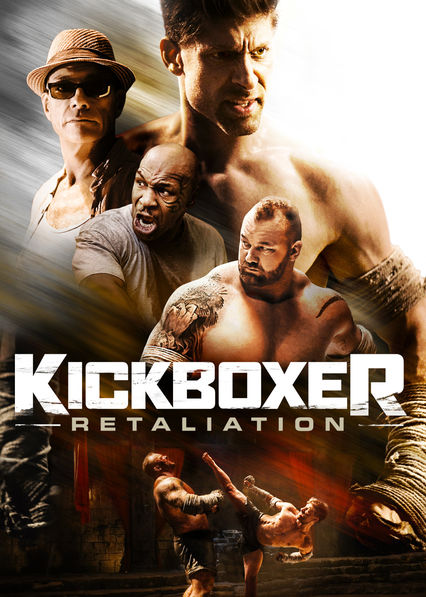 Kickboxer: Retaliation on Netflix Canada