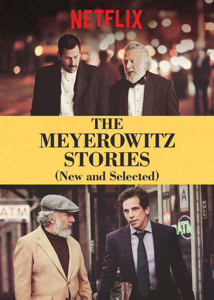 The Meyerowitz Stories (New and Selected) on Netflix Canada