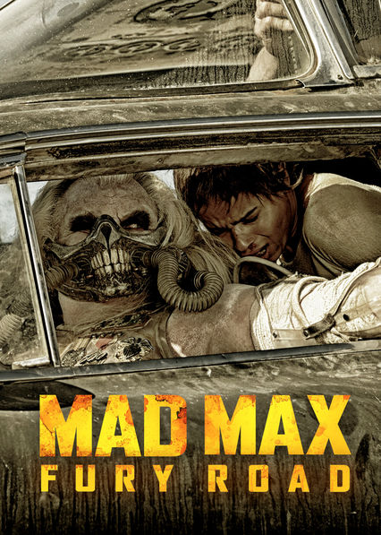 Mad Max: Fury Road on Netflix Canada