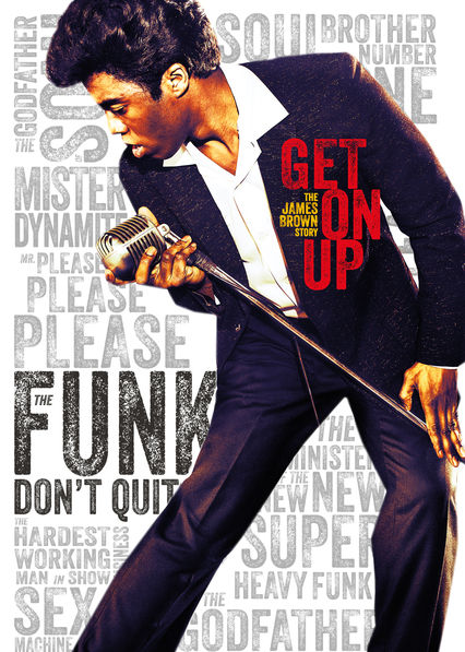 Get on Up on Netflix Canada