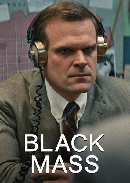 Is 'Black Mass' available to watch on Canadian Netflix? - New On