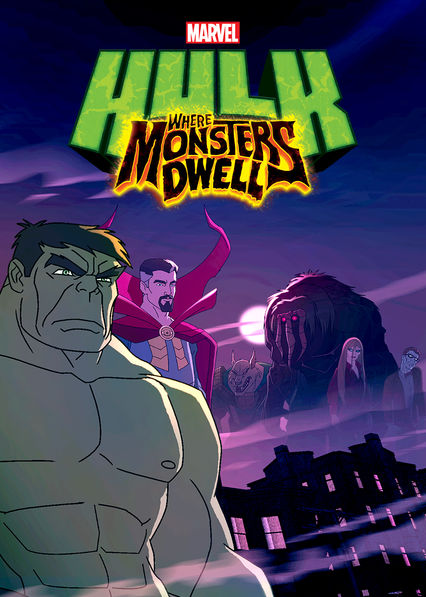 Marvel's Hulk: Where Monsters Dwell on Netflix Canada