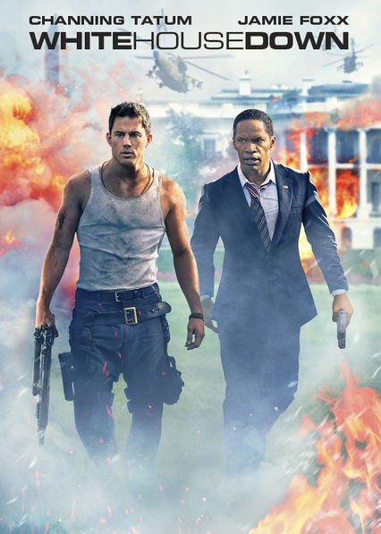White House Down on Netflix Canada