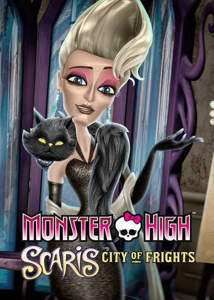 Monster High: Scaris, City of Frights on Netflix Canada