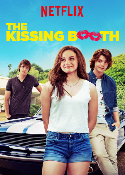 The Kissing Booth on Netflix Canada