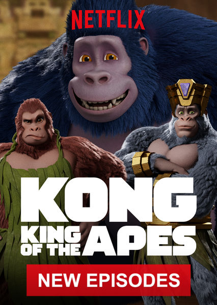 Kong: King of the Apes on Netflix Canada
