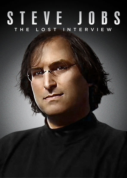 Steve Jobs: The Lost Interview on Netflix Canada