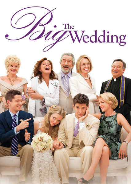 The Big Wedding on Netflix Canada